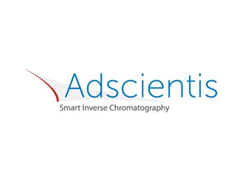 Nouveau logo pour la société Adscientis